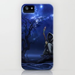 LOOM: Under the Stars iPhone Case