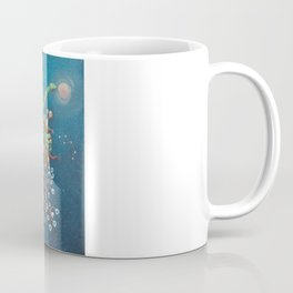 the intergalactic train Coffee Mug