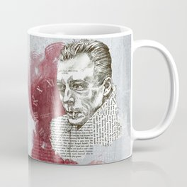 Camus - The Stranger Coffee Mug