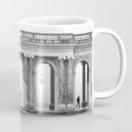 Foggy Day in Versailles Coffee Mug