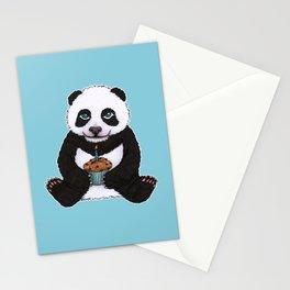 Panda's Birthday Stationery Cards