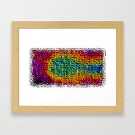 Bedlam 03 82 Framed Art Print