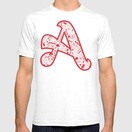Scarlet A - Version 2 T-shirt