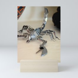 Scorpio Obsession Mini Art Print