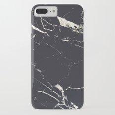 Matte marble Slim Case iPhone 7 Plus