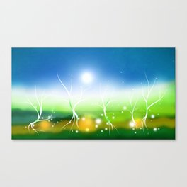 Eternal Spring ALiLuu Canvas Print