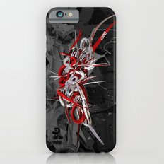 3d graffiti - STYLE Slim Case iPhone 6s
