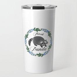 Trash Panda Travel Mug