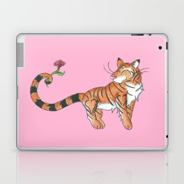 Striped Swooner Laptop & iPad Skin