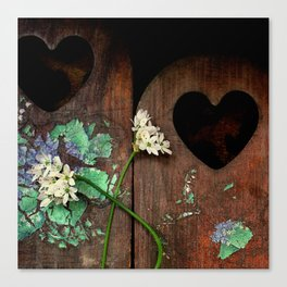 2-gether 4-ever Canvas Print