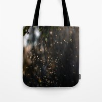 bugs Tote Bags featuring Bugs by Dora Birgis