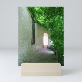 Green Sevilla Mini Art Print