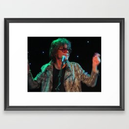 David Johansen Framed Art Print