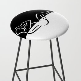 The Warrior ~ From Sinners And Saints ~ Pure Bar Stool