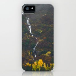 Fall Falling iPhone Case
