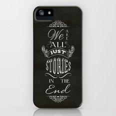 Just Stories iPhone (5, 5s) Slim Case