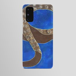 Creature of Water (the tentacle) Android Case