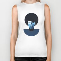phil jones Biker Tanks featuring Phil Lynott by rubenmontero