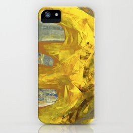 Everything in mind iPhone Case