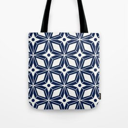 Starburst - Navy Tote Bag