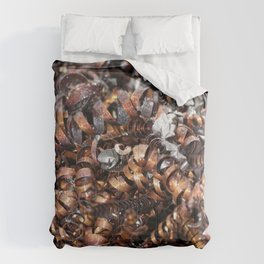 Copper cuttings Comforters