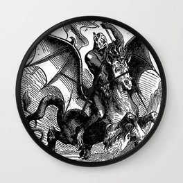Abigor Wall Clock