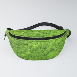 Green Moss Fanny Pack