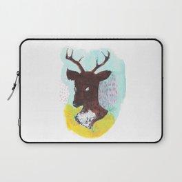 The Painterly Deer Laptop Sleeve