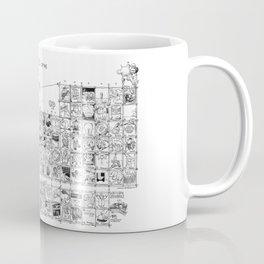 Periodic Table of the Elephants Coffee Mug