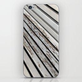TRANSience iPhone Skin