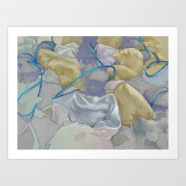 Build Your Own Angel Art Print