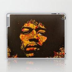 Fire Icon Laptop & iPad Skin