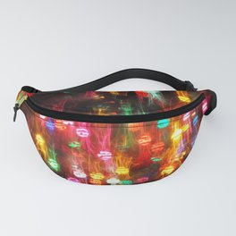 Party Twinkle Lights Fanny Pack