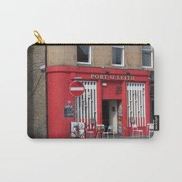 Port O'Leith Edinburgh Carry-All Pouch