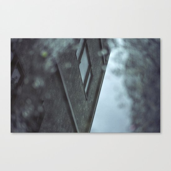 Never Going Home Canvas Print