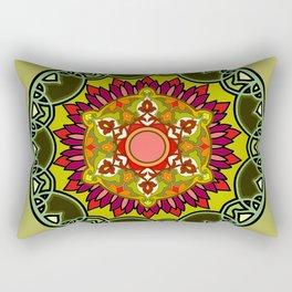 Medalhão Rectangular Pillow