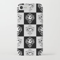 jack daniels iPhone & iPod Cases featuring Jack  by GeekCircus