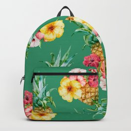 Colorful Tropical Pattern 14 Backpack