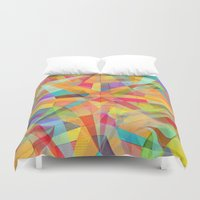 star Duvet Covers featuring Star by Danny Ivan
