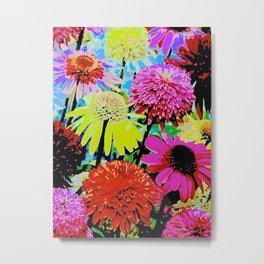Color Everywhere Metal Print