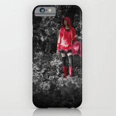 red riding hoodie Slim Case iPhone 6s