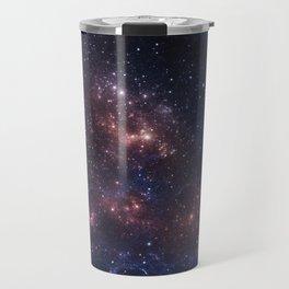 Stars and Nebula Travel Mug