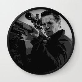 Tim Gutterson 3 Wall Clock