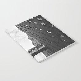 New York Clock Tower Notebook
