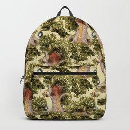 treehouse florest Backpack