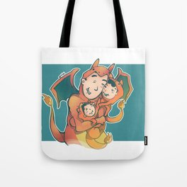 Charizard Kiddos Tote Bag