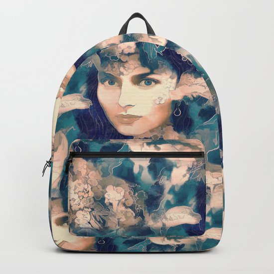 The blossom Backpack