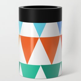 Triangles of Color Can Cooler