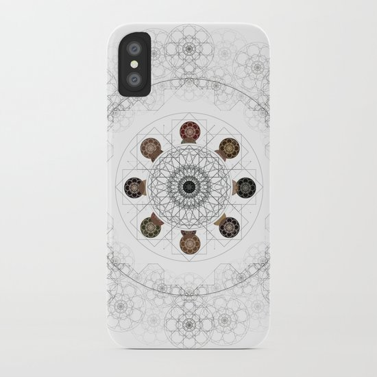 Nexus N°16 iPhone Case