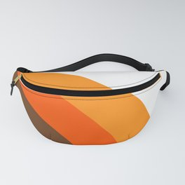 Harvest Rainbow - Right Side Fanny Pack